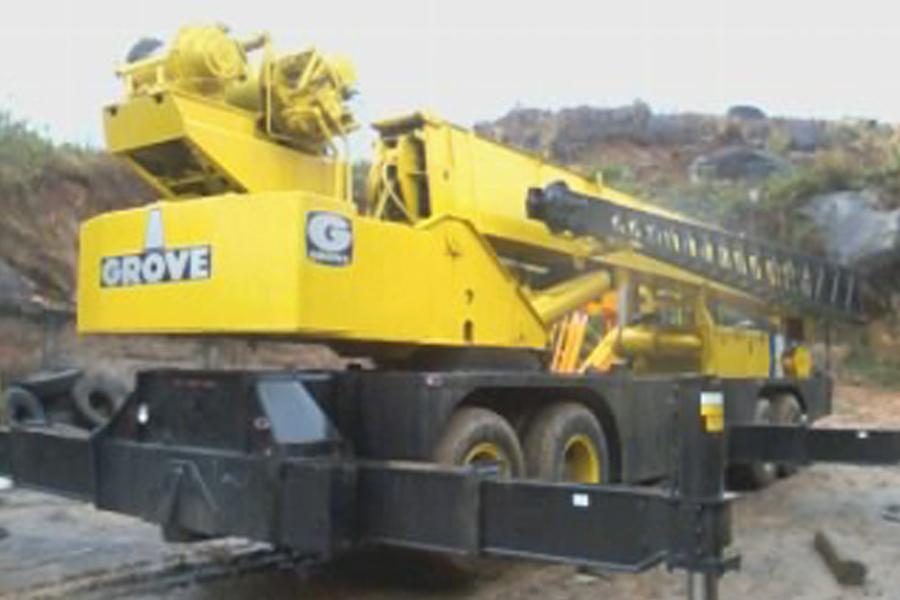 Grove TMS-475c