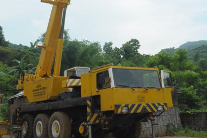 Liebherr LTM-1090