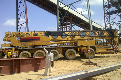 Conditions of the Construction Site